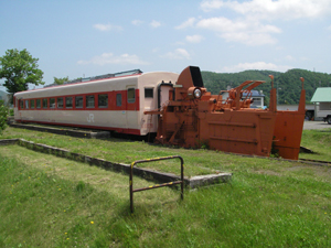 鉄道資料館 | 北海道西興部村